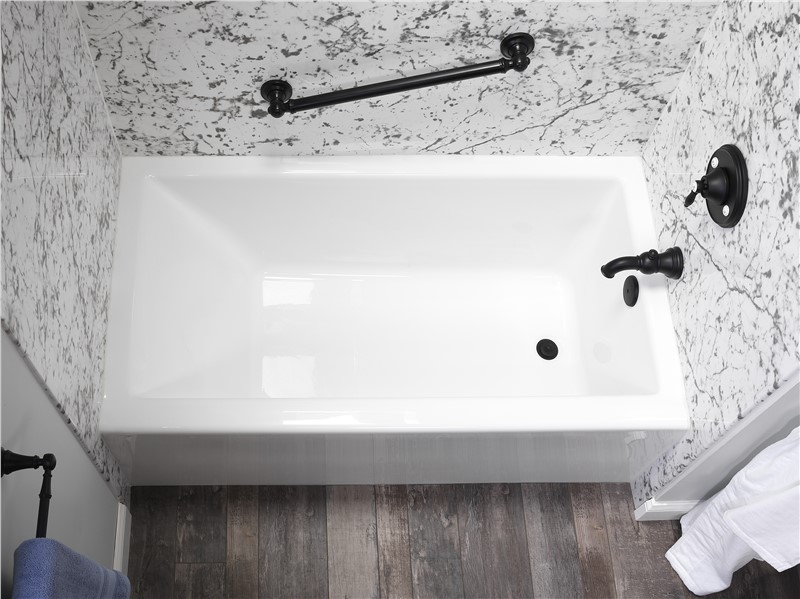 Comparing Replacement Tubs and Bathtub Liners