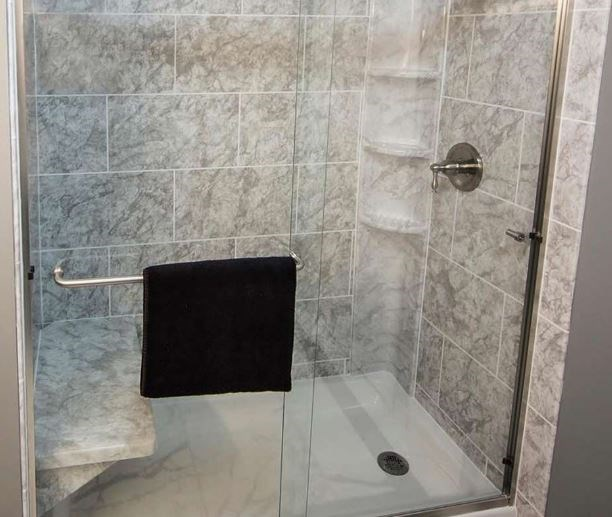 A New Trend In Bath Remodeling - Tub-to-Shower Conversions