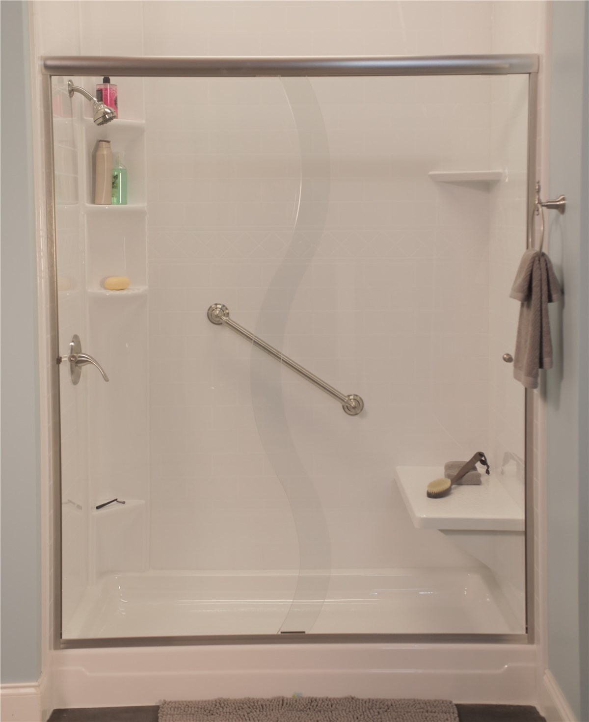 Shower Doors | Shower Door Company | Luxury Bath