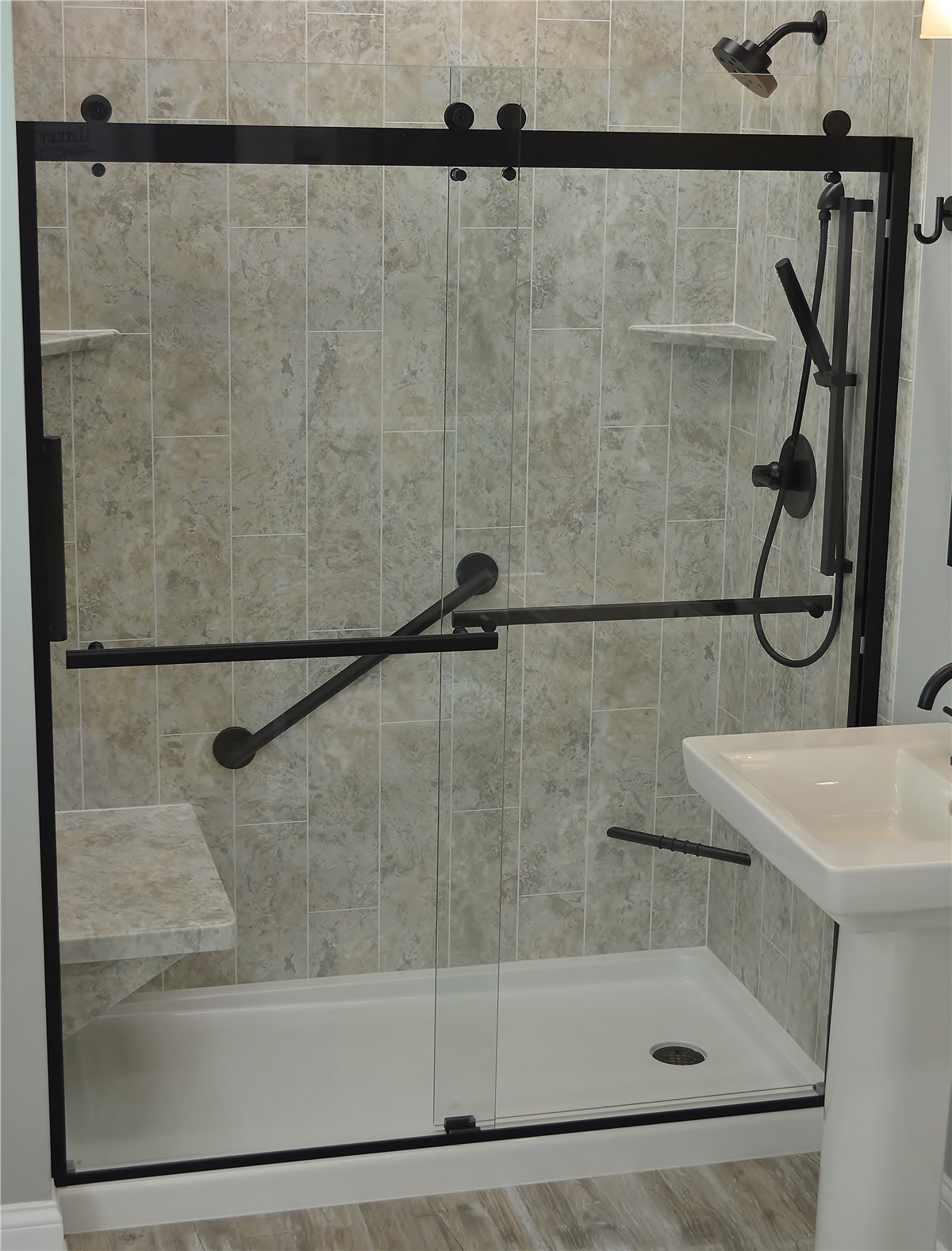 Bathtub Shower Combo | Tub Shower Combo | Luxury Bath