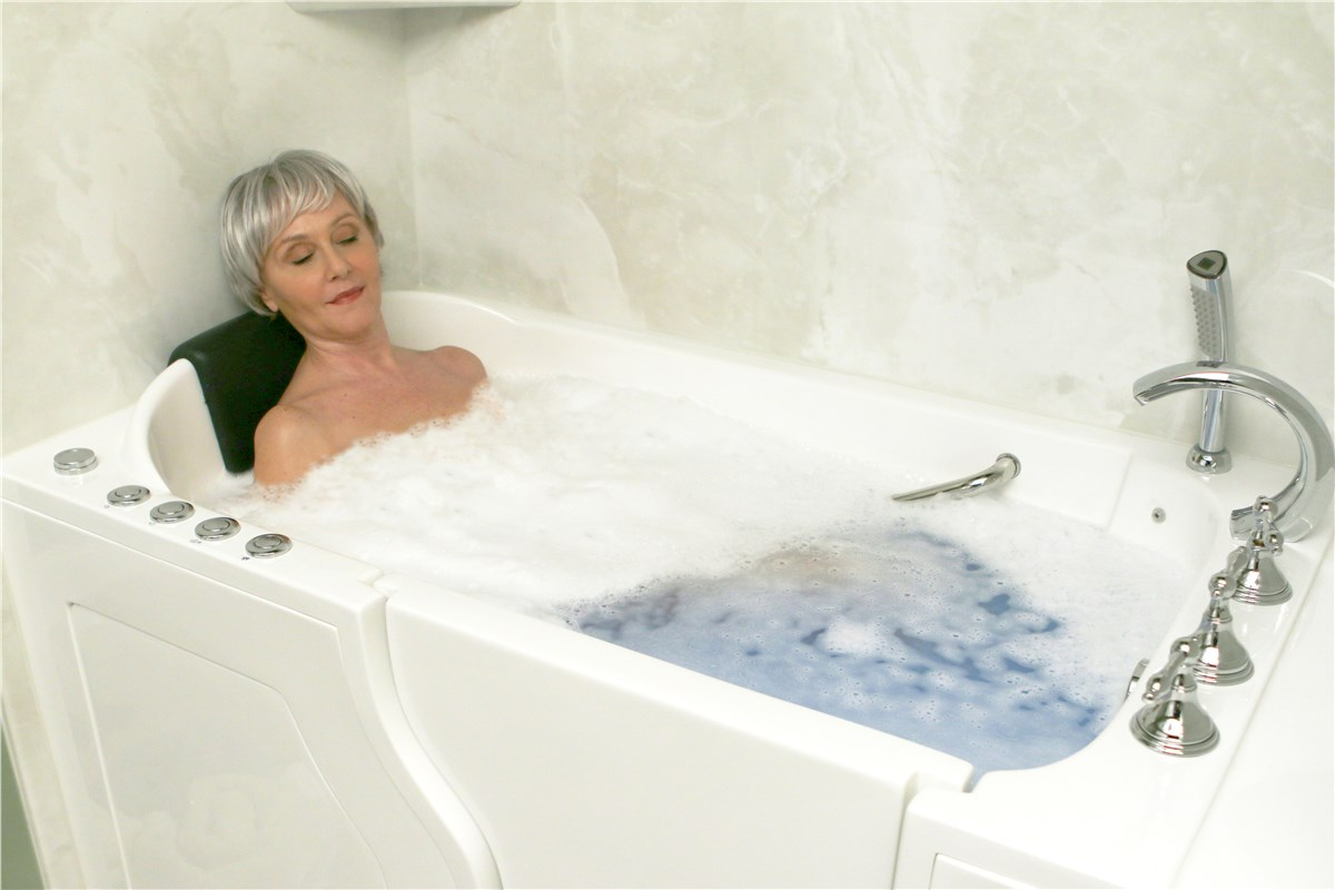 Walk-In Tubs | Walk-In Bathtubs for Elderly | Luxury Bath