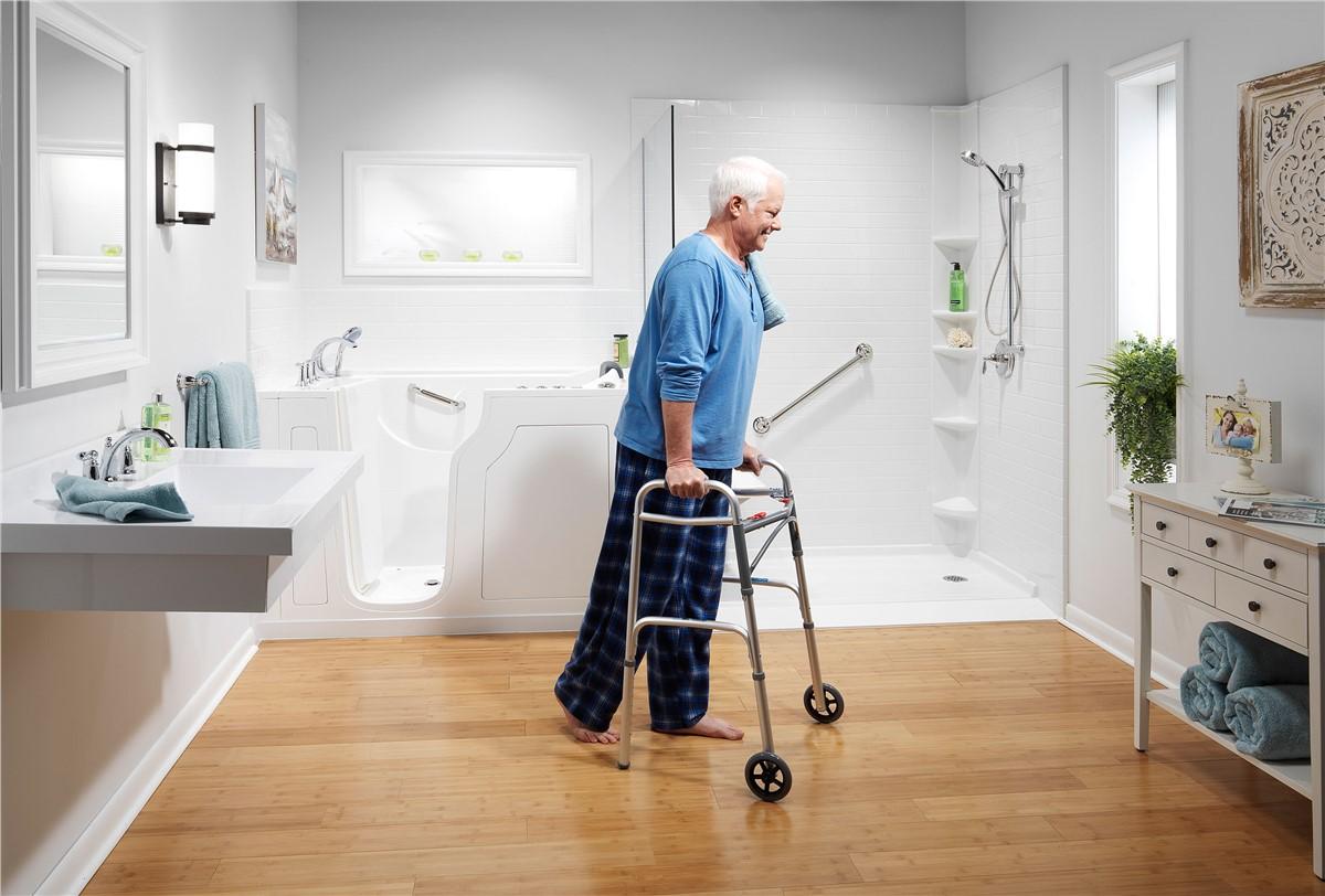 Walk In Tubs Walk In Bathtubs For Elderly Luxury Bath