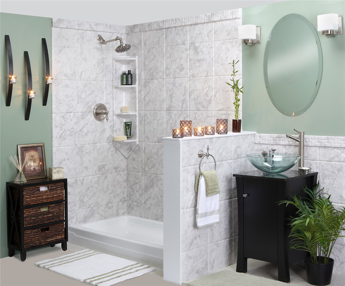 Bathroom Conversion Gallery