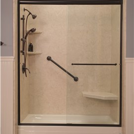 Shower Seats | Towel Bars | Bath and Shower Accessories | Luxury Bath