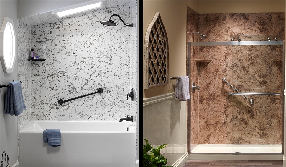 10% off your 1st bathroom remodel AND 20% off your 2nd bathroom remodel OR No Payments, No Interest for 18 Months*