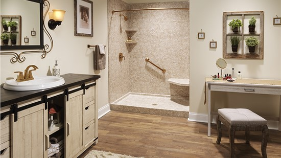 $750 Off Bathtub/Shower Remodel OR No Payments, No Interest for 18 months*