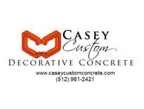 Casey Custom Concrete