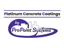 Platinum Concrete Coatings by ProPaint Systems