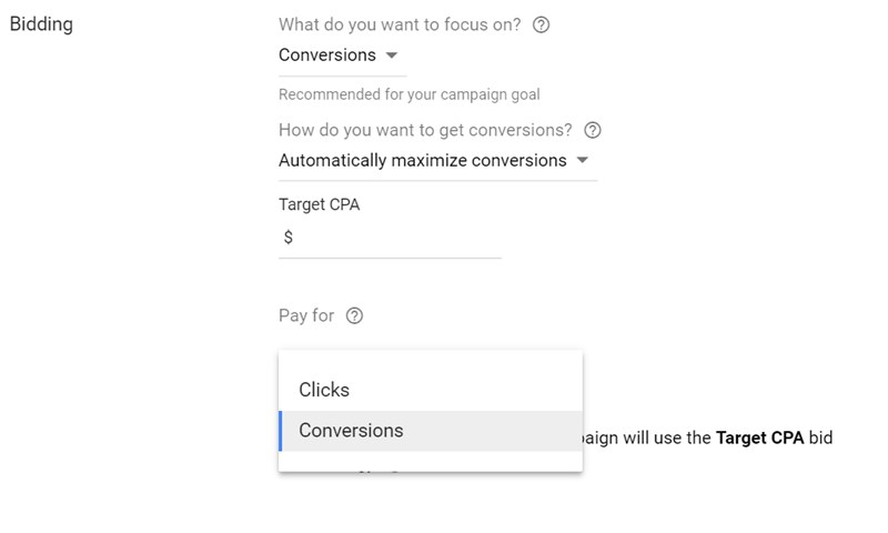 "Breaking News: Google Debuts ""Pay for Conversion"" Campaigns"