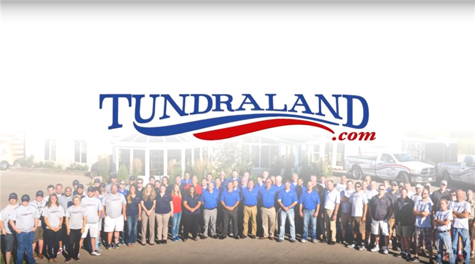 Our partner Tundraland does a great job on customer service.