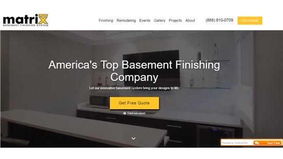 Spectrum creates world-class websites for contractors!