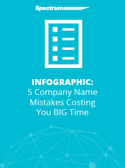 5 Company Name Mistakes Costing You BIG Time