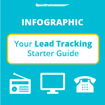 Your Lead Tracking Starter Guide [INFOGRAPHIC]