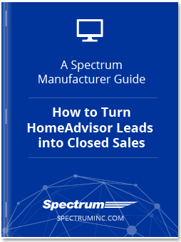 How to Turn HomeAdvisor Leads into Closed Sales