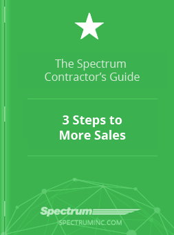 3 Steps to More Sales Guide for Contractors