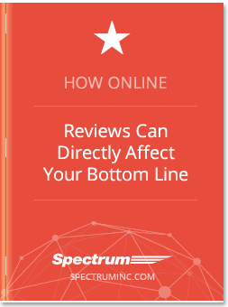 How Online Reviews Can Directly Affect Your Bottom Line