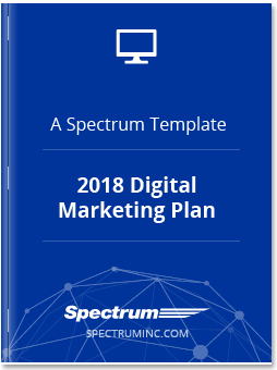 Your 2018 Digital Marketing Plan Template