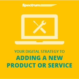 Your Digital Strategy to Adding a New Product or Service