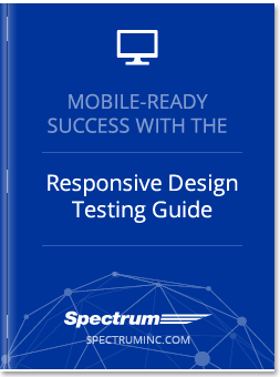 Mobile Ready Success with the Responsive Design Testing Guide